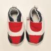 Joe White Leather Shoes