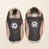 Soccer Star Leather Shoes