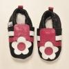 Amanda Navy Blue & Pink Shoe