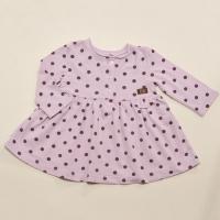 Spotty Dress (pink)